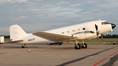 N882TP - Douglas DC-3C-TP - Private