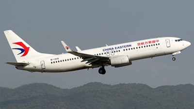 B-1319 - Boeing 737-89P - China Eastern Airlines