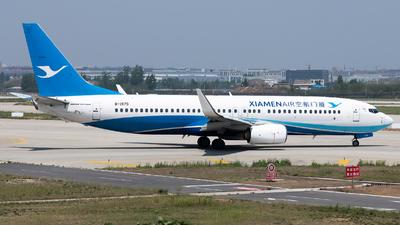 B-1970 - Boeing 737-85C - Xiamen Airlines