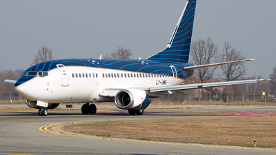 A picture of LYJMS - Boeing 737522 -  - © Alessandro Maggia