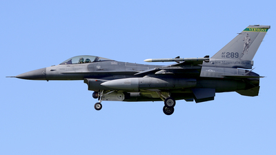 86-0289 - Lockheed Martin F-16C Fighting Falcon - United States - US Air Force (USAF)