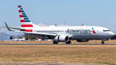 N821NN - Boeing 737-823 - American Airlines