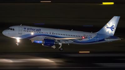 XA-VTA - Airbus A320-214 - Interjet