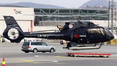 LN-OPJ - Eurocopter EC 130T2 - Helitrans