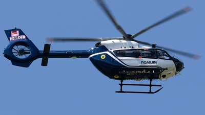 D-HBKI - Airbus Helicopters H145 - Ukraine - Police