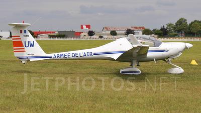 729-UW - Diamond HK-36TC Super Dimona - France - Air Force