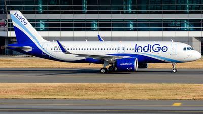 A picture of VTIZZ - Airbus A320271N - IndiGo - © Rohan Paliwal