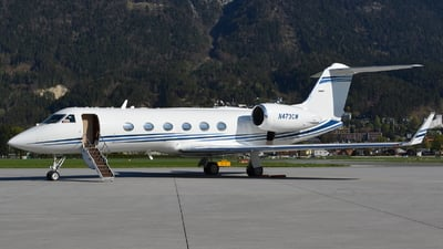 N473CW - Gulfstream G-IV - Air Lake Lines