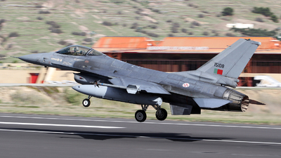 15108 - General Dynamics F-16A Fighting Falcon - Portugal - Air Force