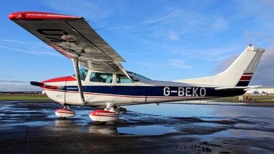 A picture of GBEKO - Cessna F182Q Skylane - [0037] - © Jez-UK