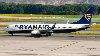 EI-DAM - Boeing 737-8AS - Ryanair