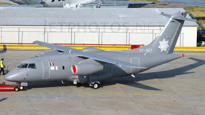 PF-801 - Dornier Do-328-300 Jet - Mexico - Police