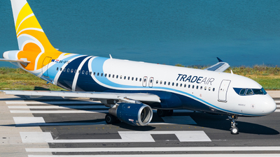 9A-BTG - Airbus A320-212 - Trade Air