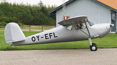 OY-EFL - Cessna 140 - Private