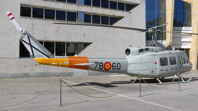 HE.10A-5 - Bell UH-1H Iroquois - Spain - Air Force
