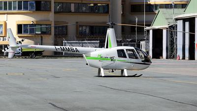 A picture of IMMBA - Robinson R44 Astro -  - © La Roche Spotters