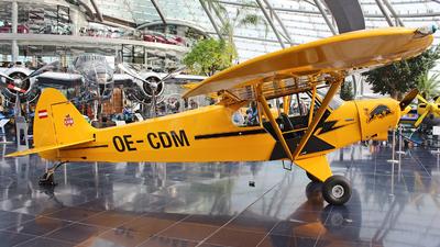 OE-CDM - Piper PA-18-150 Super Cub - The Flying Bulls