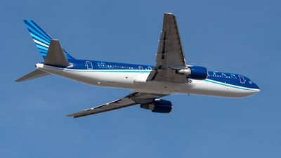 4K-AI01 - Boeing 767-32L(ER) - Azerbaijan - Government