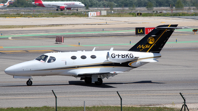 G-FBKG - Cessna 510 Citation Mustang - MyJet