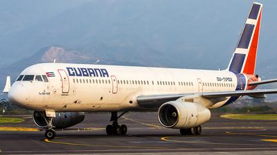 CU-T1702 - Tupolev Tu-204-100E - Cubana de Aviación