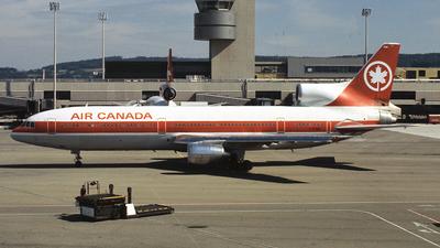 C-FTNJ - Lockheed L-1011-100 Tristar - Air Canada