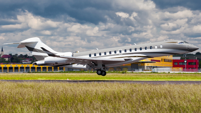 VP-BAT - Bombardier BD-700-2A12 Global 7500  - Private