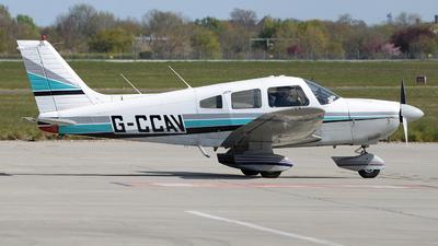 G-CCAV - Piper PA-28-181 Archer II - Private