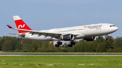 A picture of VPBUB - Airbus A330223 - Nordwind Airlines - © KomradAlexey