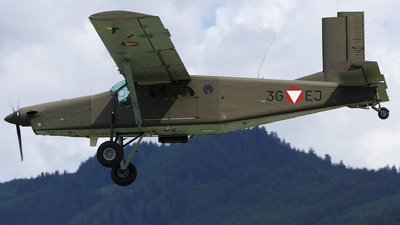 3G-EJ - Pilatus PC-6/B2-H2 Turbo Porter - Austria - Air Force