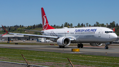 A picture of TCLYD - Boeing 737 MAX 9 - Turkish Airlines - © Jan-K�re Folstad