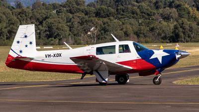 VH-XDX - Mooney M20K - Private