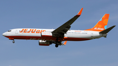 A picture of HL7213 - Boeing 73786N - Jeju Air - © REDSOX