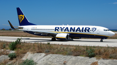 EI-ENB - Boeing 737-8AS - Ryanair