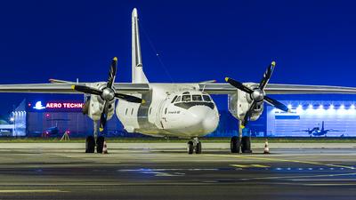 UR-UZA - Antonov An-26-100 - Constanta Airlines