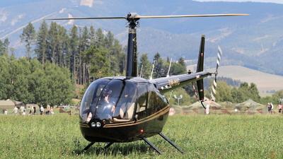 OK-HIC - Robinson R44 Raven - Heli Czech