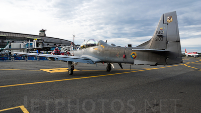 FAC3103 - Embraer EMB-314 Super Tucano - Colombia - Air Force