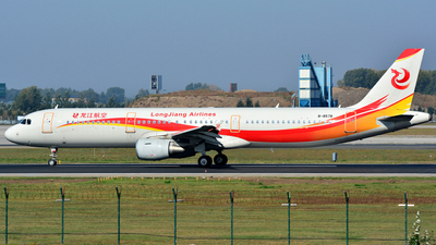 B-8578 - Airbus A321-211 - Longjiang Airlines