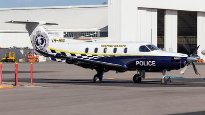 VH-HIG - Pilatus PC-12/47 - State of South Australia
