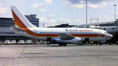 G-BMEC - Boeing 737-2S3(Adv) - British Airtours