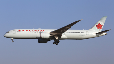 A picture of CFGDT - Boeing 7879 Dreamliner - Air Canada - © Eric Boettcher