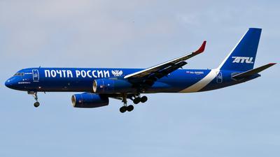 A picture of RA64052 - Tupolev Tu204100C - AviastarTU - © Patrick Weis