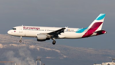 A picture of DABHF - Airbus A320214 - Eurowings - © Sebastian Sowa