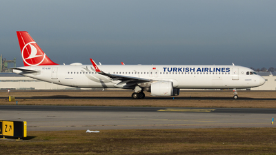 A picture of TCLSD - Airbus A321271NX - Turkish Airlines - © Stephan Wagner