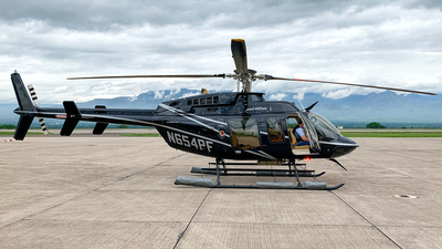 N654PF - Bell 407GXP - Private