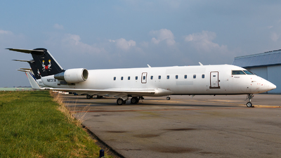 N873TM - Bombardier CRJ-200ER - Untitled