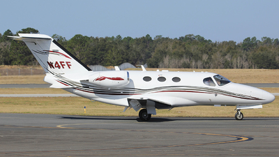 N4FF - Cessna 510 Citation Mustang - Private