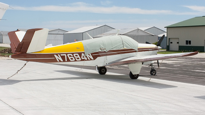 N7694N - Beechcraft V35A Bonanza - Private
