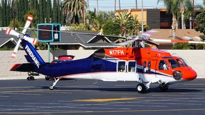 A picture of N17FH - Sikorsky UH60A - [8023469] - © Lukas Hollnsteiner