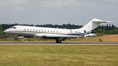 N501MG - Bombardier BD-700-1A10 Global Express - Private