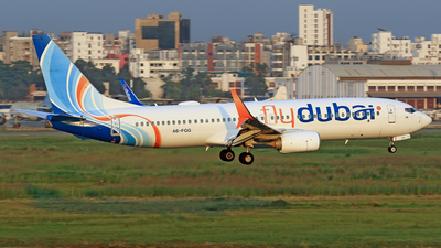 A picture of A6FGG - Boeing 7378KN - FlyDubai - © Raihan Ahmed